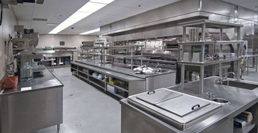 选择厨房设备应考虑六个标准