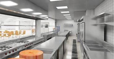 学校食堂厨房设备怎么选