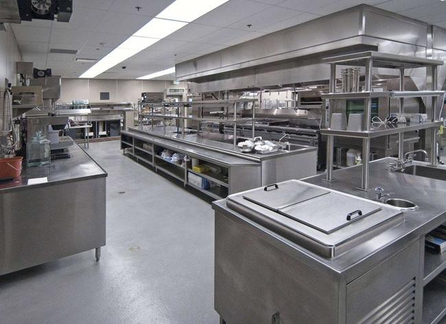 如何正确使用厨房设备?