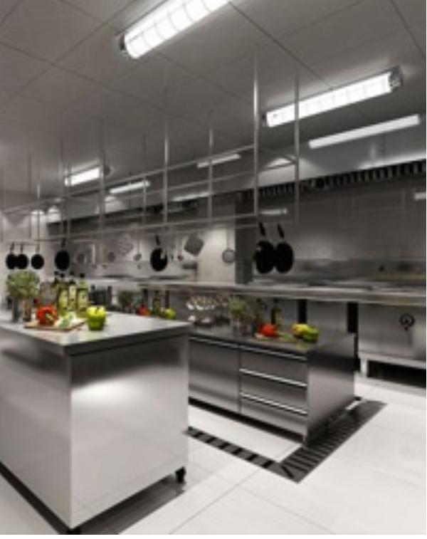 包头厨房设备选用不锈钢材料有什么好处?